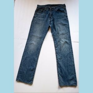 Adriano Goldschmied AG Men's Jeans 31x34 Straight